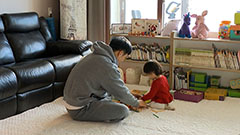 More men in S. Korea taking paternity leave; parental leave payments to increase from 2022