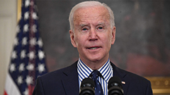 Biden signs executive order aimed at expanding voting rights, marking anniversary of