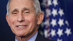 Fauci warning over easing COVID-19 restrictions amid continuing contaminations