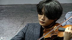 VJ Yang Inmo violin recital 'The Genetics of Strings'
