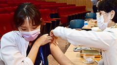 S. Korea completes first dose COVID-19 vaccination of nearly 660,000 people