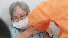 S. Korea to start COVID-19 inoculations in care hospitals for those aged 65 and older