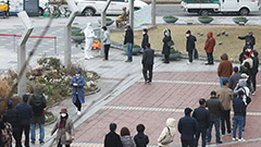 New COVID-19 cases rebound to over 400 in S. Korea on Wednesday