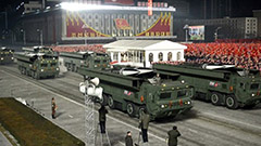 N. Korean missiles fired on Thursday could be new type of Iskander-class ballistic missile