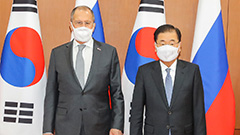 S. Korea-Russia talks amid ris