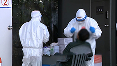 S. Korea confirms 482 new COVID-19 cases on Sun., still high considering fewer tests conducted
