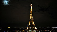 Lights go out across the world to mark Earth Hour