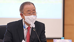 [Race To Zero] Fmr. UNSG Ban Ki-moon Calls On S. Korea to Level Up NDC to at least 40%