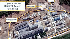 Satellite image shows activity at N. Korea's Yongbyon nuclear site: Report