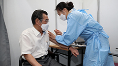 Vaccination for senior citizens aged 75 or older begins in S. Korea on Thursday