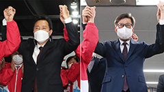 Seoul, Busan voters choose new mayors, after major city scandals