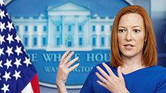 U.S. prepared to consider North Korea diplomacy aimed at denuclearization: Psaki