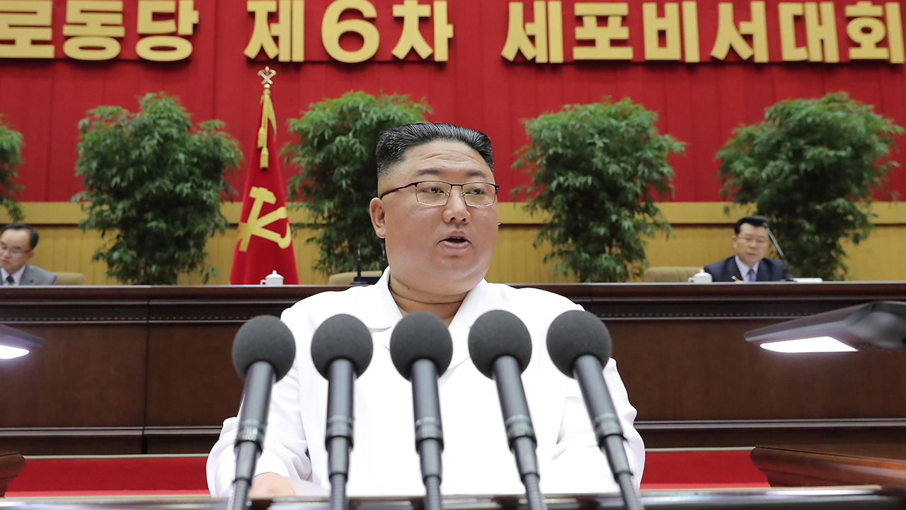 Kim Jong-un calls on N. Korea's ruling party to wage 'Arduous March' amid economic woes