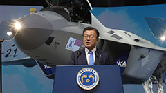 S. Korea to deploy 120 KF-21 fighter jets by 2032: Moon