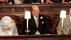 Moon offers condolences over Prince Philip's death