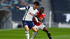 Son Heung-min ties his EPL goals record with goal in 3-1 loss against Manchester United