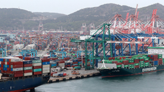 S. Korea's exports up 24.8% y/y in first 10 days of April
