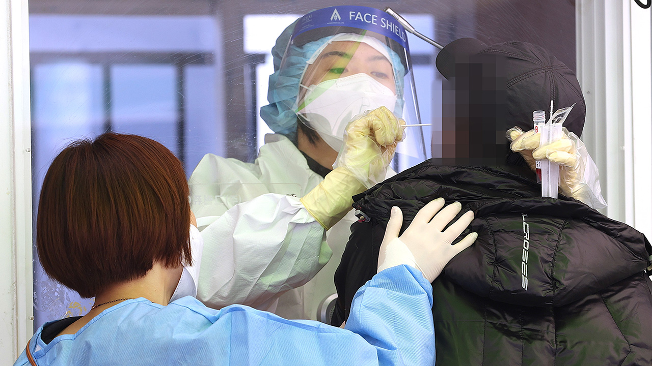 S. Korea can take care of 1,000 COVID-19 patients every day: Health authorities