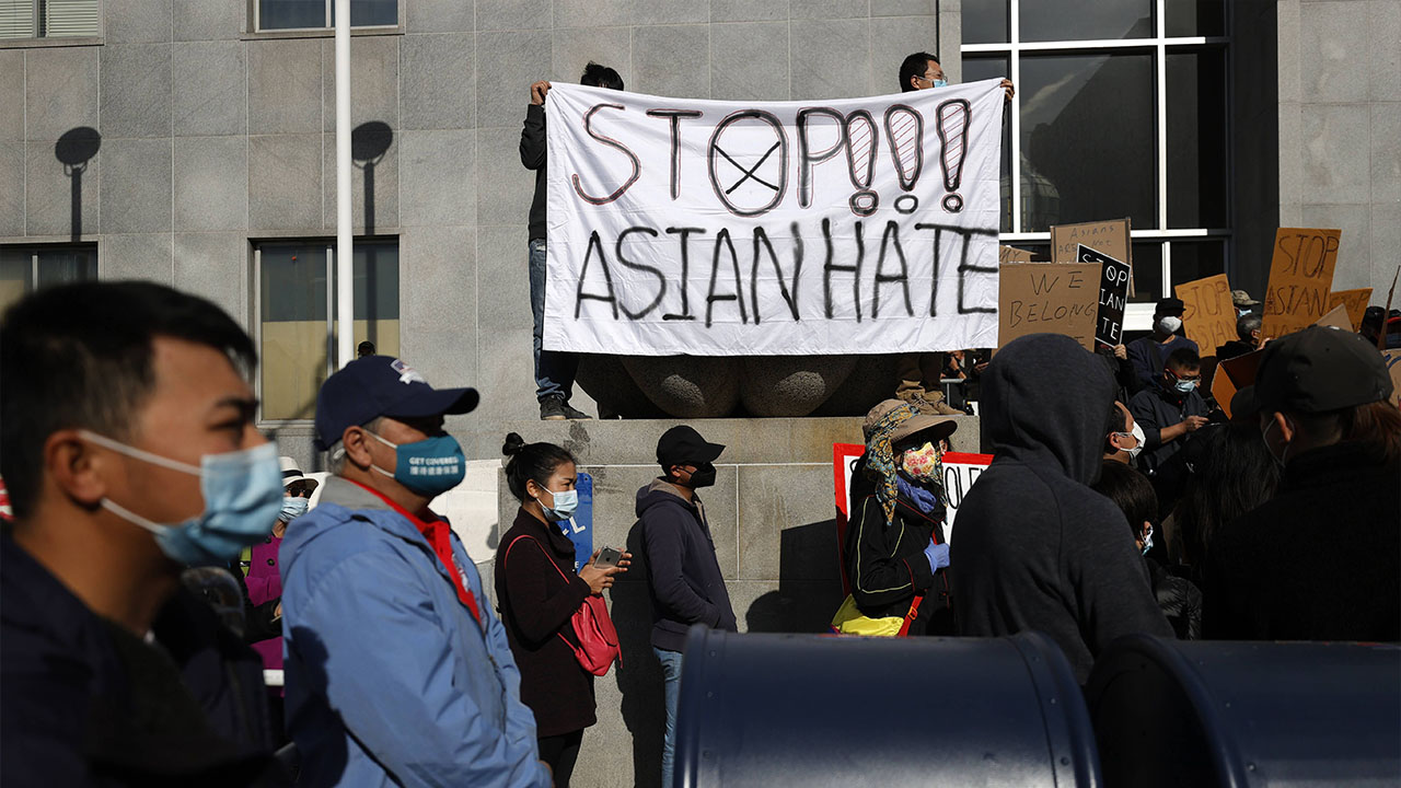 U.S. Senate advances bill on hate crimes against Asian Americans