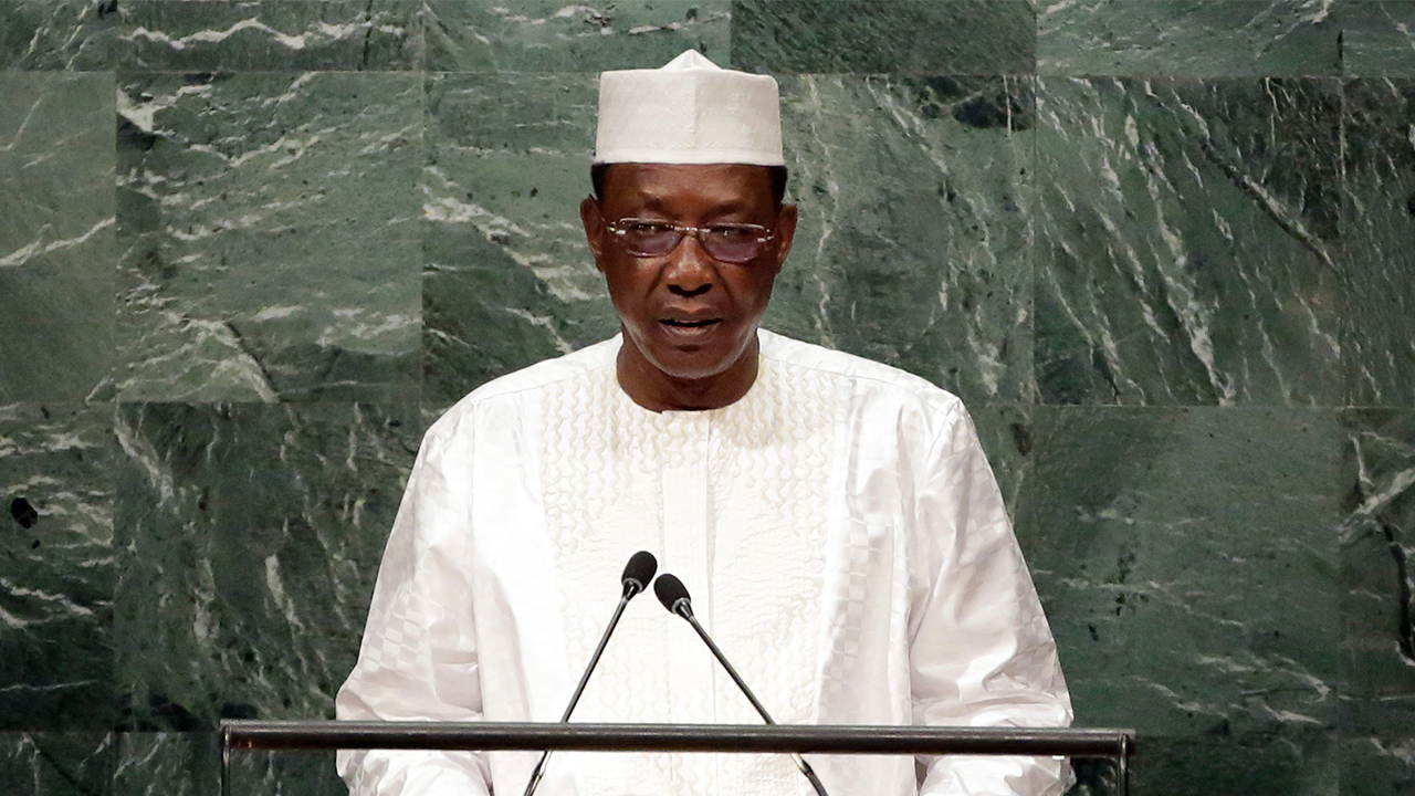 Chad's long-serving president Idriss Deby killed on frontlines while battling rebels