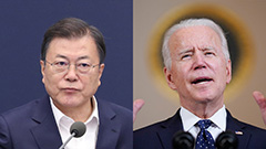 President Moon says N. Korea, U.S. should hold talks at early date
