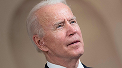 Biden expresses will to send vaccines abroad once U.S. supply is sufficient