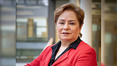 Tackling climate crisis: Analysis with UNFCCC chief Patricia Espinosa