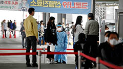 S. Korea sees highest number of COVID-19 infections since January with 797 new cases