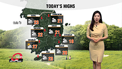 Cloudy skies with more warmer