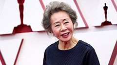 Youn Yuh-jung hoping to win Best Supporting Actress at Oscars for role in 'Minari'