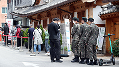 126,000 soldiers in S. Korea over age of 30 to receive AstraZeneca vaccine from Wednesday