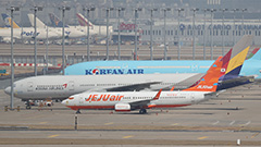 Korean Air, Asiana Airlines to lay on 5 flights to India in May to bring back S. Korean nationals