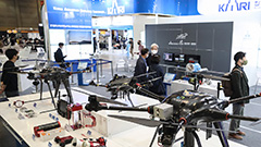2021 Drone Show Korea opens to bring newest drone technologies under one roof
