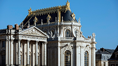 Palace of Versailles regains f