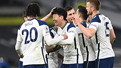 Son Heung-min reaches double f