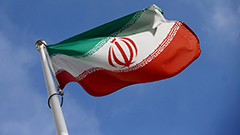 Iranian foreign ministry den