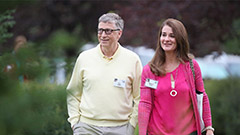 Bill, Melinda Gates end their marriage after 27 years