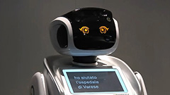Past, present and future of robots on display at robot exhibit in Milan