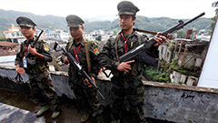 Myanmar's anti-junta unity government forms 'people's defence force' to protect civilians from military violence