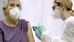 More than 30% of Germany's population receives first dose of COVID-19 vaccine