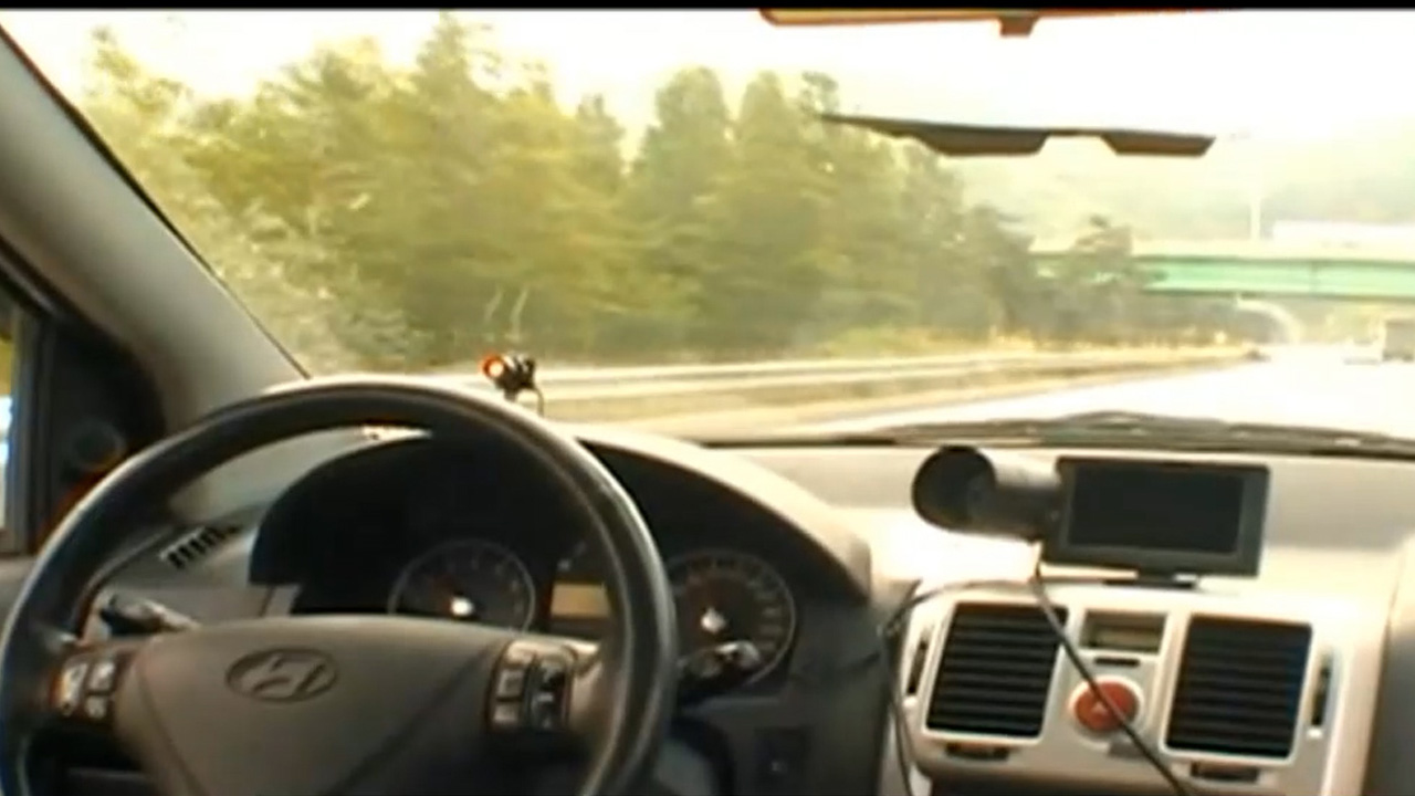 Back to the future: S. Korean self-driving technology from the 1990s