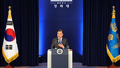 President Moon vows to revive peace process during his last year in office