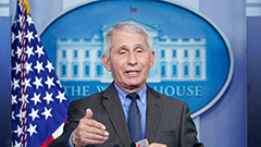 Fauci says U.S. could begin relaxing indoor masks requirements soon as more people get vaccinated