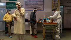India reports highest single-day COVID-19 death toll of 4,205