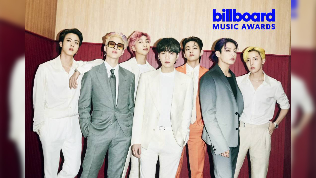 BTS to perform new single 'Butter' at 2021 Billboard Music Awards