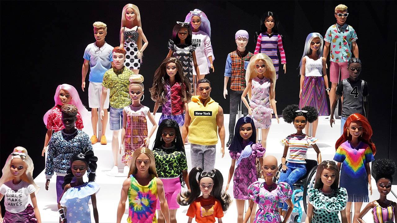 Mattel's new program gives green makeover to old toys