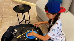 9-year old DJ Michelle from Dubai competes in global DJ Championship