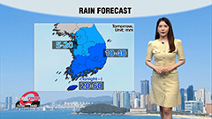 Nationwide rainfall this weekend...temperatures back to seasonal norms