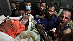 At least 190 people killed over past week in Gaza Strip amid ongoing Israeli-Gaza violence