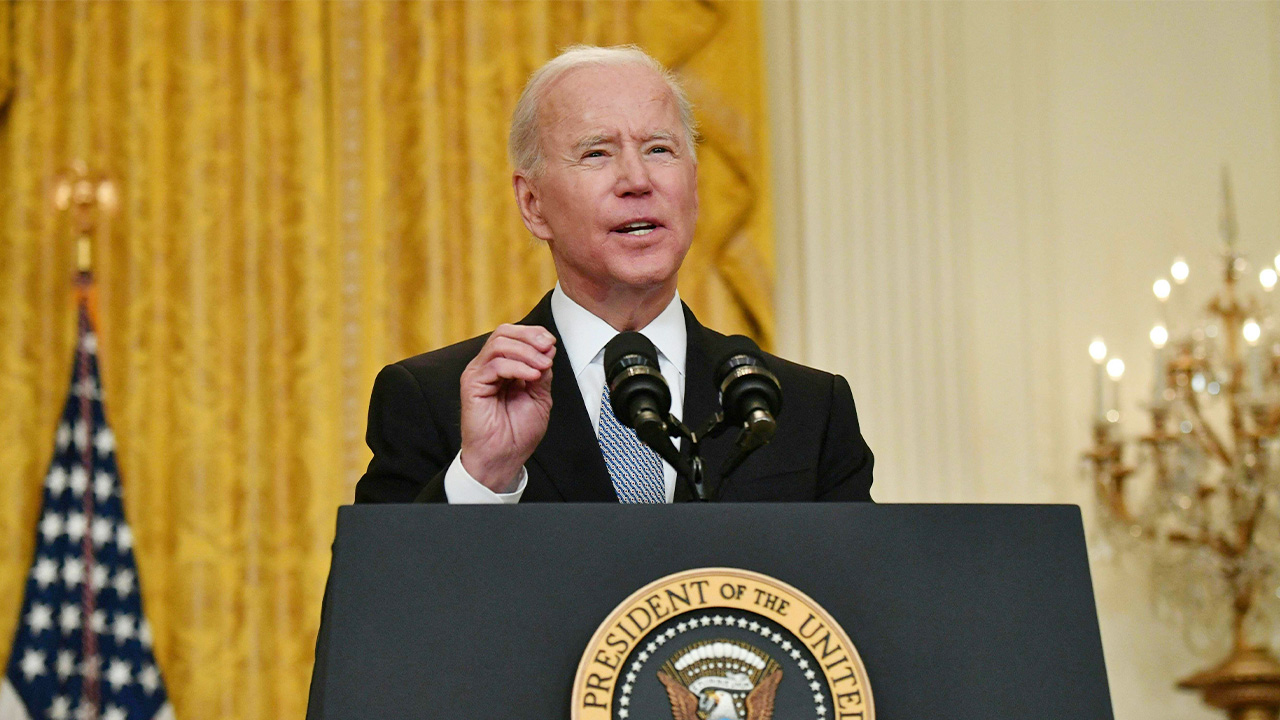 Biden to send total of 80 mil. COVID-19 vaccine doses abroad by end of June